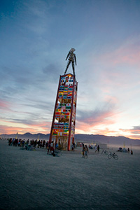 Burning Man - American Dream Pavillion