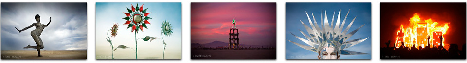 Burning Man Photos 2010 by Scott London