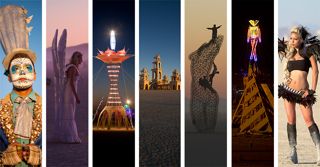 Burning Man 2011 Photos by Scott London