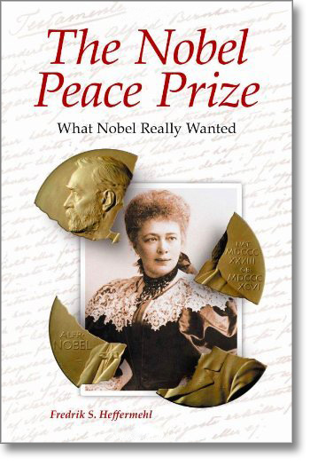 Fredrik Heffermehl on the Nobel Peace Prize