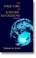 'The Structure of Scientific Revolutions' by Thomas S. Kuhn