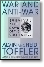 a review of alvin tofflers book the third wave During his senior year at williams college, steve case read alvin toffler's book,  the third wave, which predicted the technological revolution.