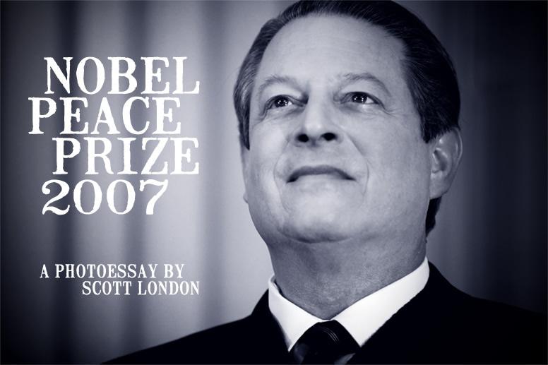 Al Gore – Nobel Lecture