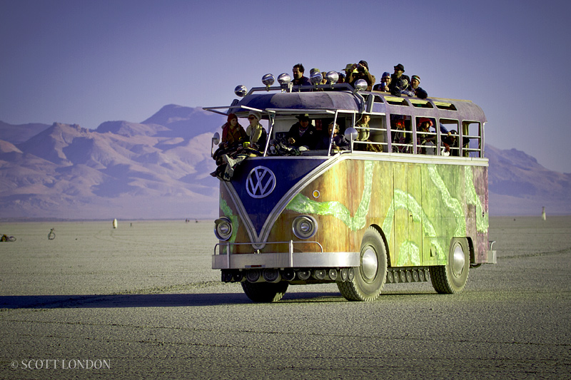 Camp walter will be in full effect this year burningman for Sarge automobiles garage serus