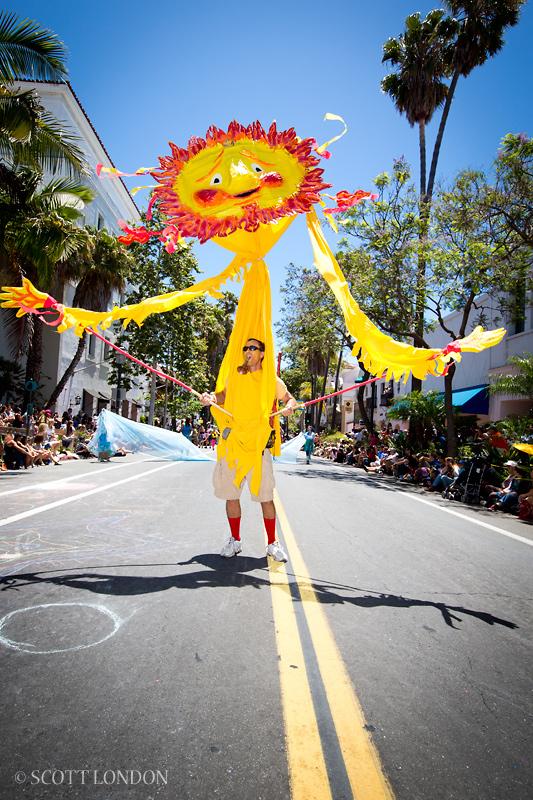 Santa Barbara Solstice Paradeo