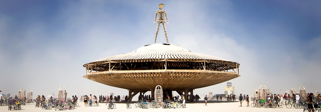 Burning Man 2013 : Cargo Cult