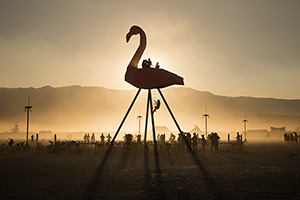 Burning Man 2017 by Scott London